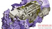 Scania GR875R 8-speed gearbox with Scania retarder and Opticruise
