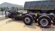 Scania Metrolink HD Chassis - Tag axle position