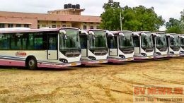 TSRTC Metro Luxury AC