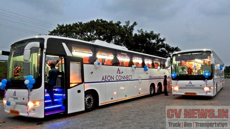 Aeon Connect Scania Metrolink HD