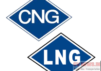 CNG LNG Label