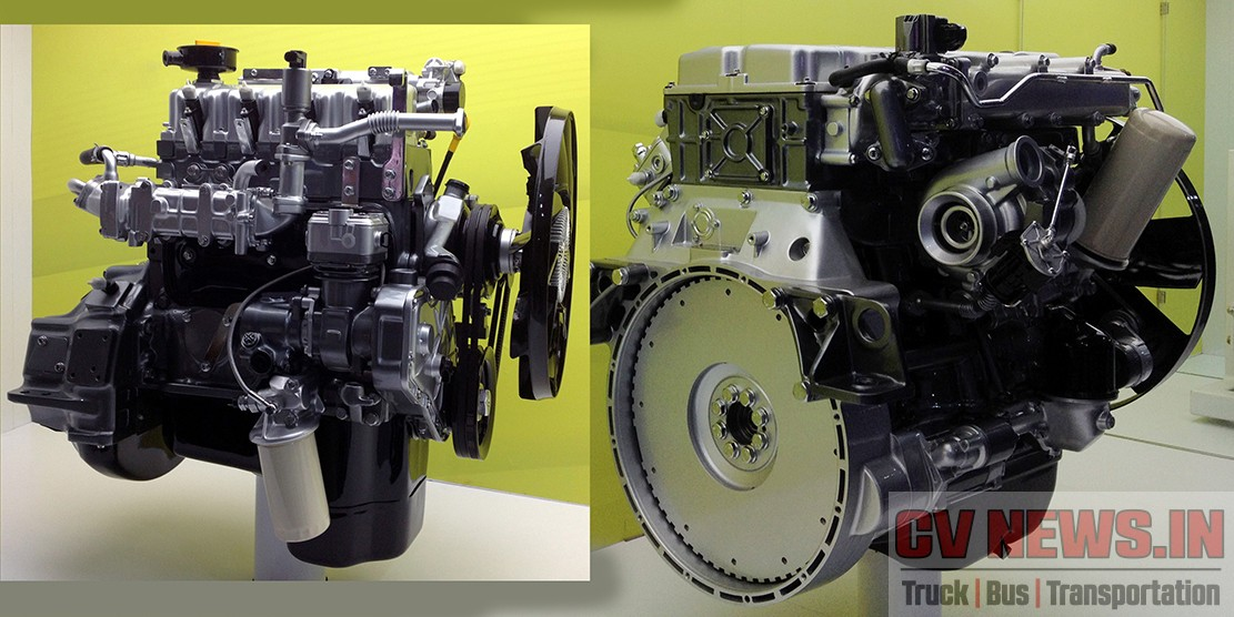 Westport has released these images of the 3.8-liter Tata SGI TCIC turbocharged CNG engine (left) and the 5-liter dual fuel CNG-diesel engine. The engines were shown at India's Auto Expo in New Delhi earlier this month.