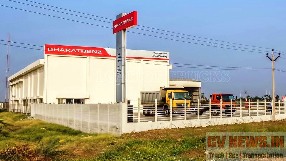 Jeyaraj Trucking - Bharat Benz dealer