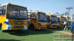 Ashok Leyland School bus (1)