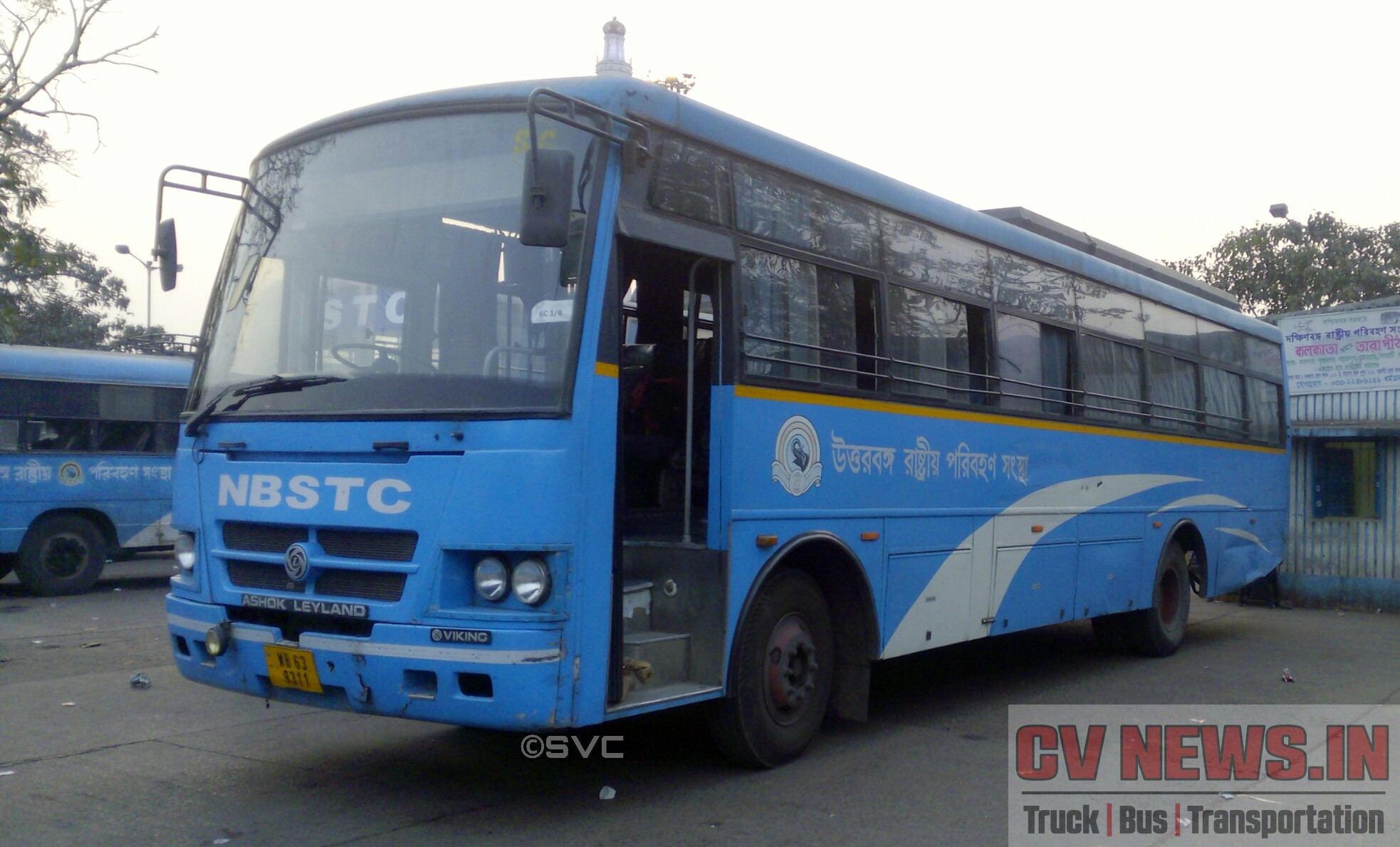 NBSTC Rocket bus built on Ashok Leyland Viking Chassis