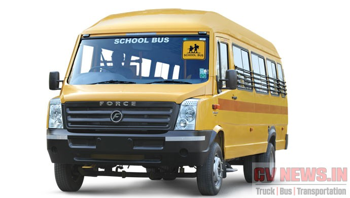 Traveller school bus