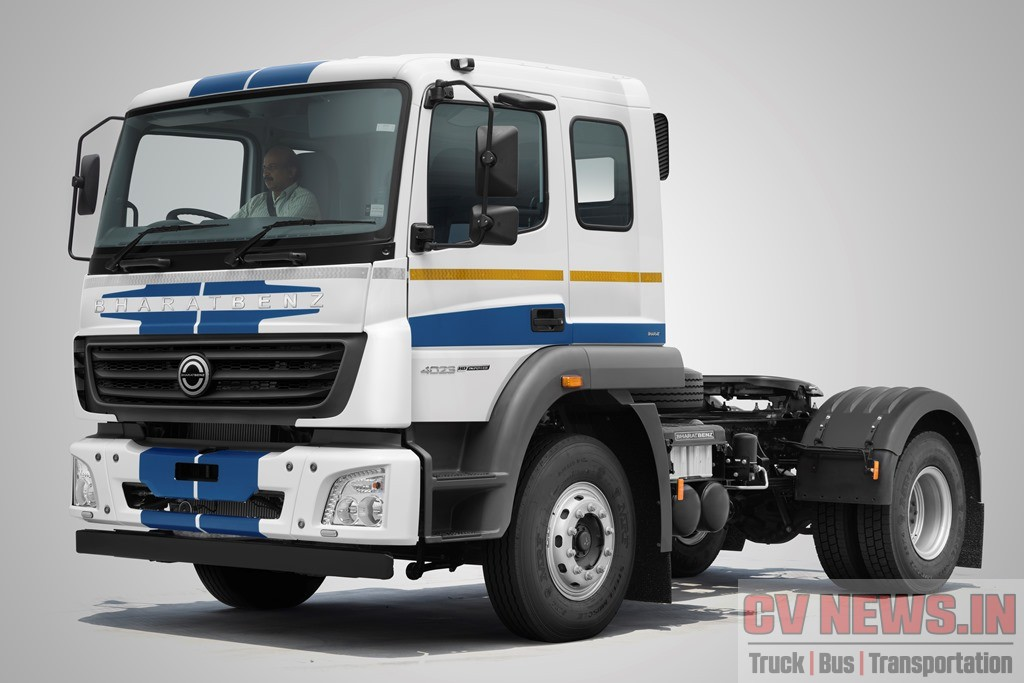 BharatBenz 4023T BS4