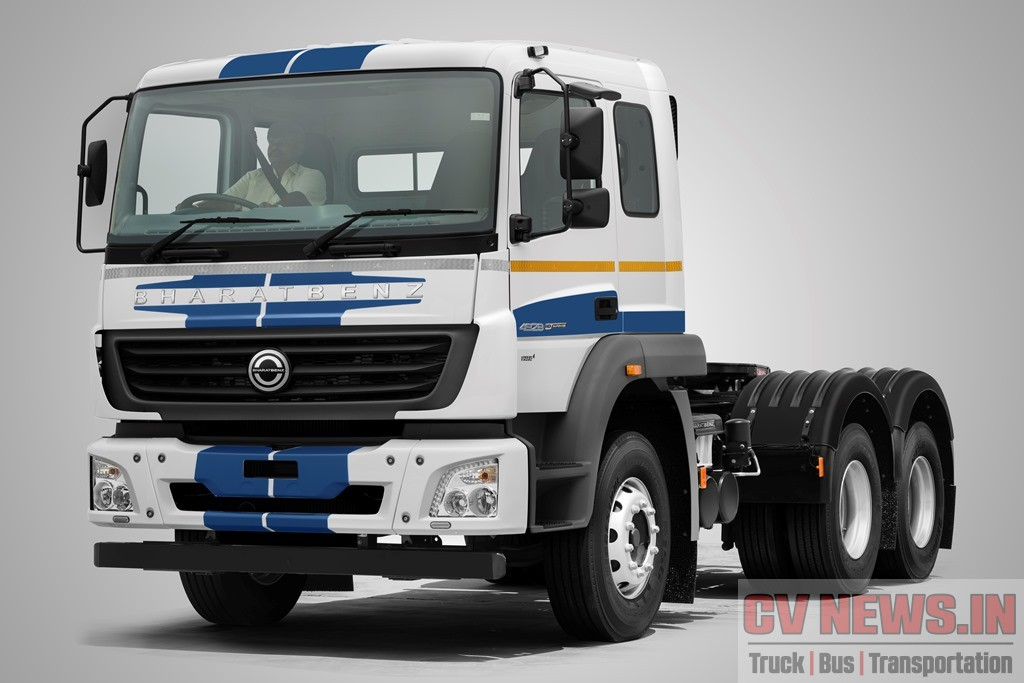 BharatBenz 4928T BS4