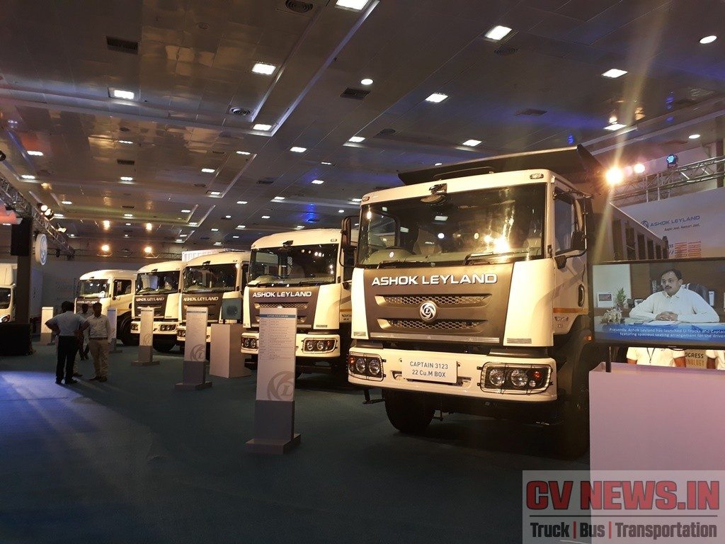 Ashok Leyland outshines Competition – Strengthens market