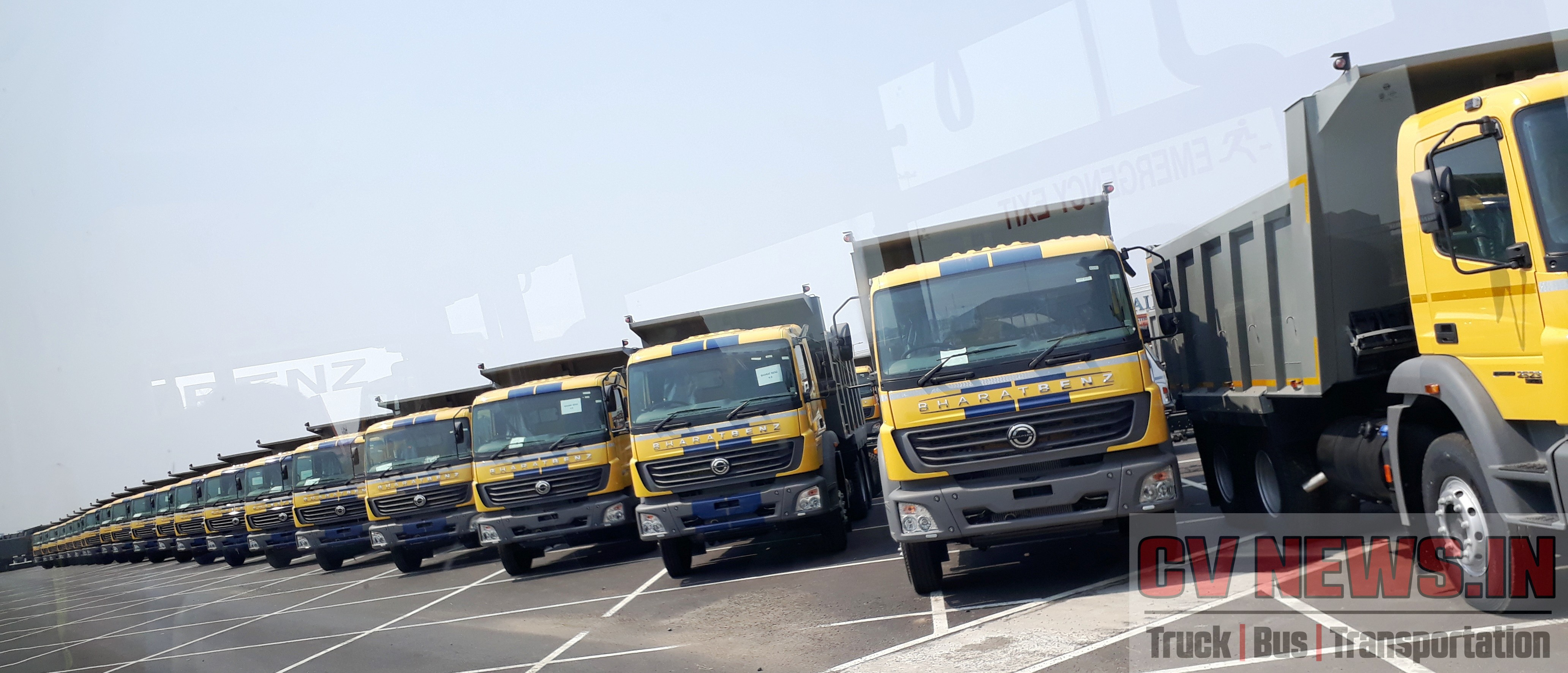 BharatBenz BS IV 3128