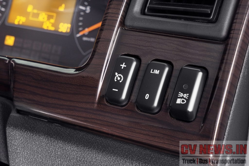 Now cruise control  as a part of new feature list