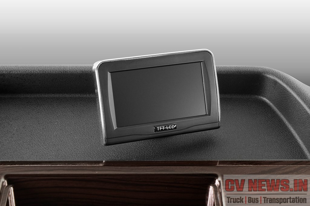 New range comes with reverse camera as option fitment