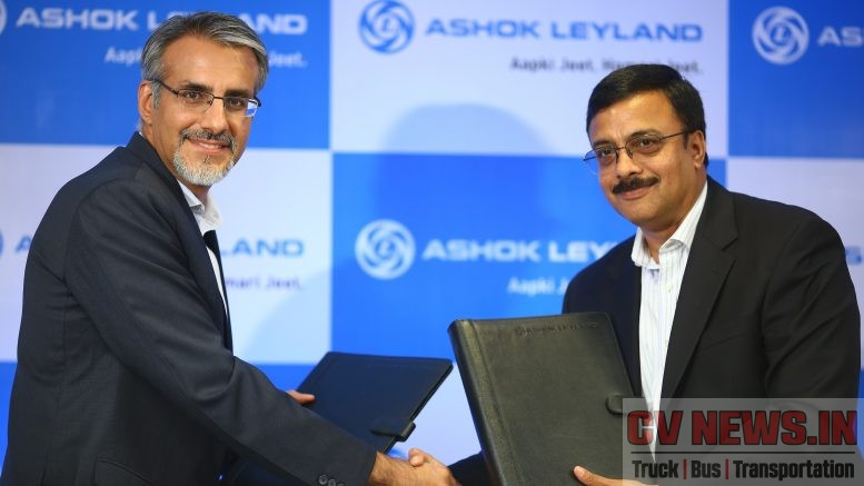 Image 1 - (L to R) Mr. Chetan Maini and Mr. Vinod K. Dasari at the announcement of strategic alliance