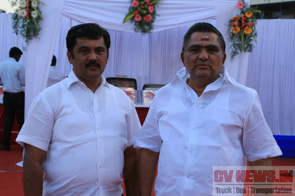 Mr. Rajesh and Mr.Natarajan