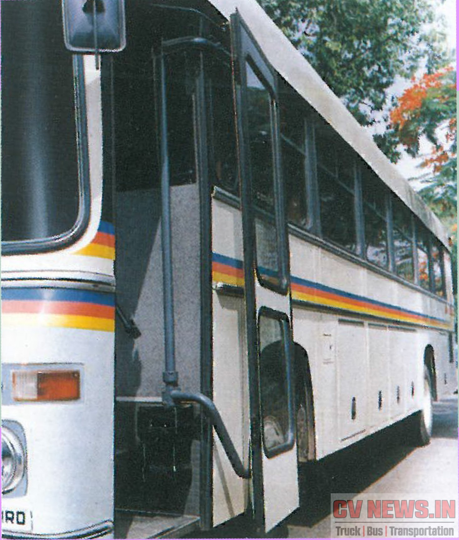 Ashok Leyland Leapard Outswing door