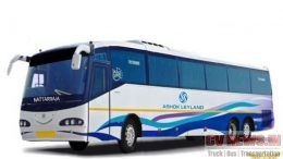 Artistic rendering of Luxura Multi axle. PC - Nattar Raja