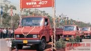 TATA 407 roll out