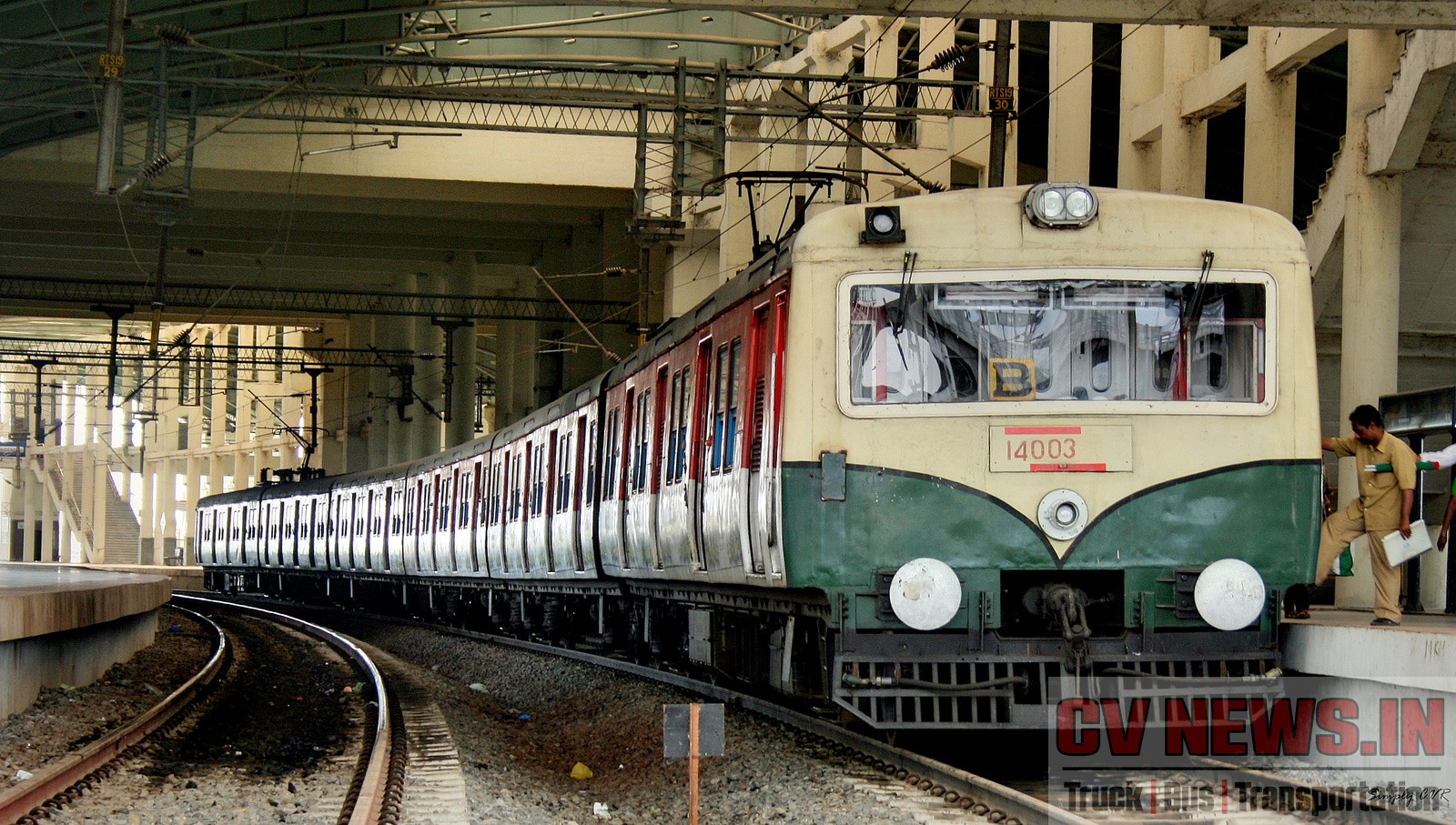 Chennai MRTS, which is operating without any feeder services is still under utilised.