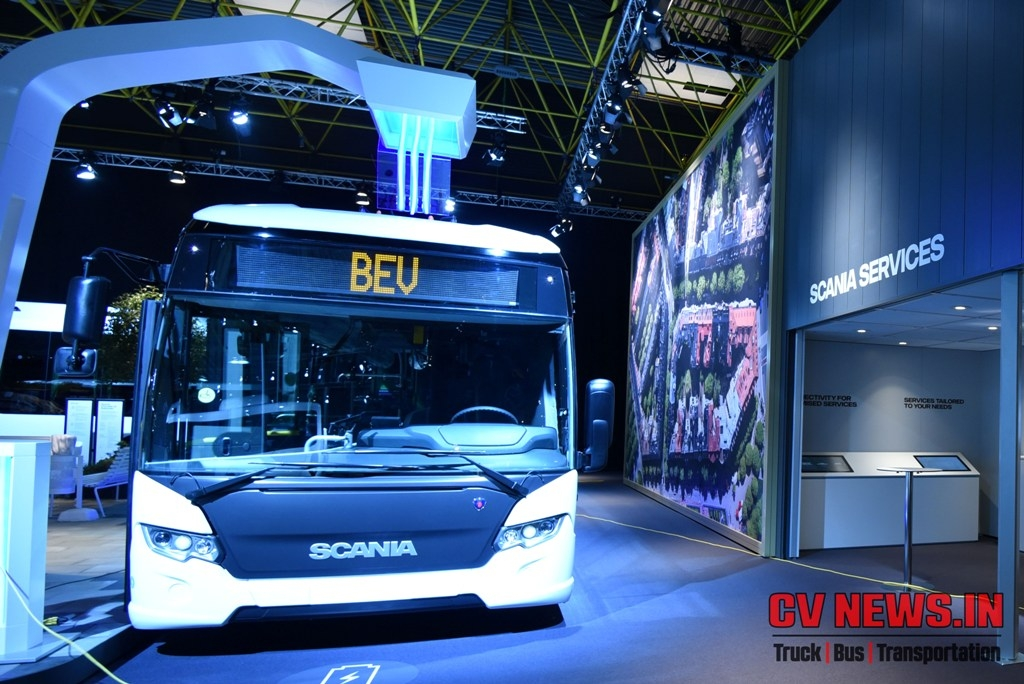 Scania CityWide Battery Electric