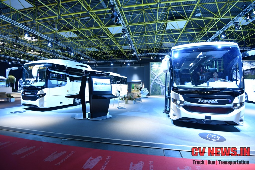 Scania Interlink and Citywide