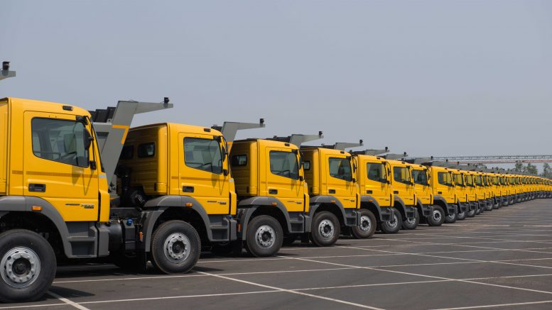 New Features – New options in BharatBenz BS4 trucks. All ...